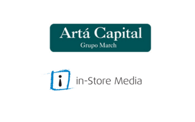 Artá Capital adquiere una participación en el capital de In Store Media Group