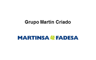 Acquisition of a stake in Martinsa Fadesa
