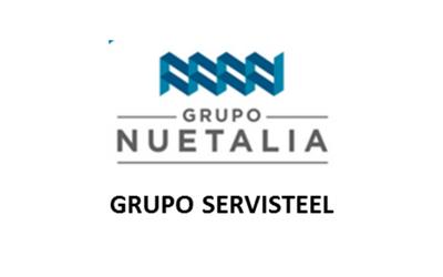 Adquisición del 100% de Grupo Servisteel
