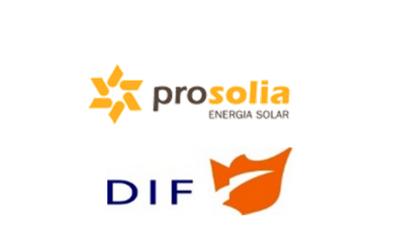 Venta de una planta solar fotovoltaica a DIF