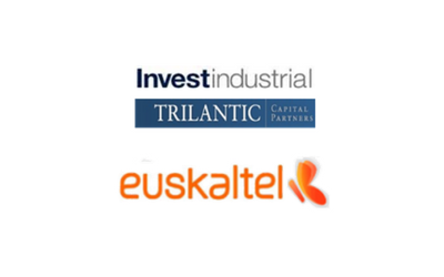 Acquisition of 48% at Euskaltel