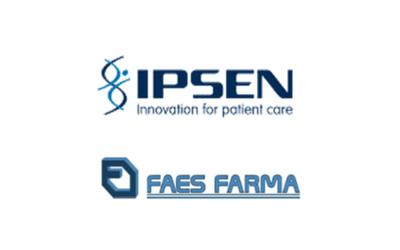 Venta de su división de medicina general en España a Faes Farma