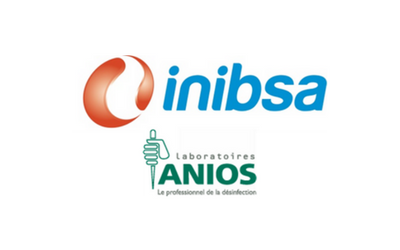 Sale of Instrunet Hospital, the disinfection subsidiary of Grupo Inibsa, to Laboratoires Anios