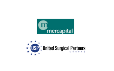 Acquisition of the 85% of USP United Surgical Partners