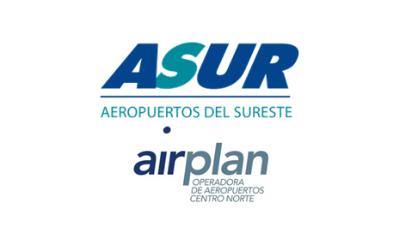 Asesor de Grupo Aeroportuario del Sureste (ASUR) en la compra de Airplan