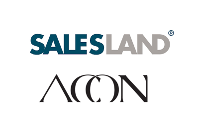 Sale of a majority stake in Salesland to Acon Investments