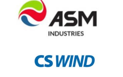 GBS Finance asesora a ASM Industries en la entrada de CS Wind en su accionariado